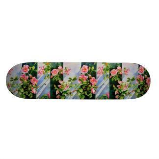 Mackinac Rose Skateboard