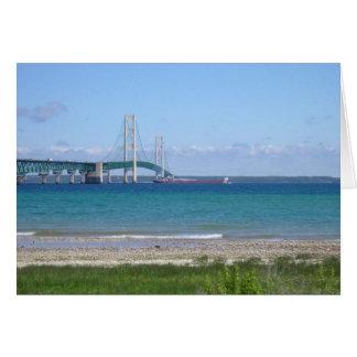Mackinaw Bridge Cards