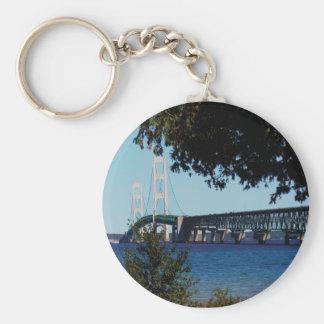 Mackinaw Bridge Keychain