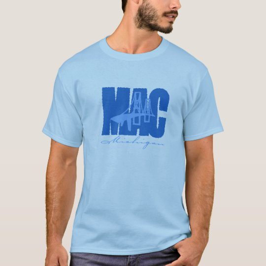 Mackinaw Bridge T-Shirt