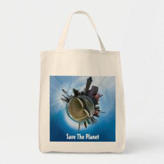 Mackinaw City, MI Save the Planet Tote