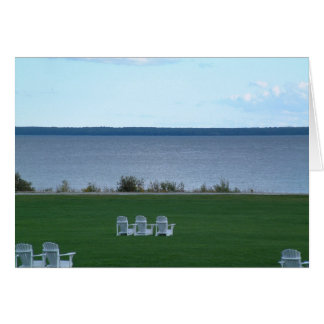 Mackinaw Island Card
