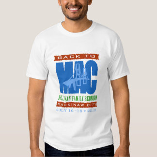 Mackinaw Tee Shirt