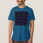Mackinlay clan Plaid Scottish tartan T-Shirt