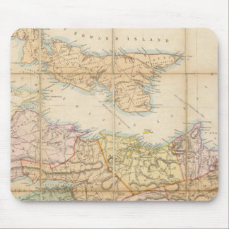 Mackinlay's map of the Province of Nova Scotia Mouse Pad
