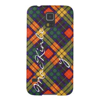 MacKinley clan Plaid Scottish kilt tartan Galaxy S5 Case