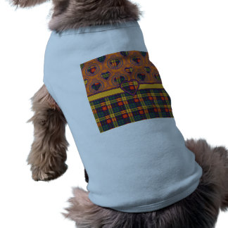 MacKinley clan Plaid Scottish kilt tartan Tee