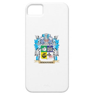 Mackinnon Coat of Arms - Family Crest iPhone 5/5S Cases