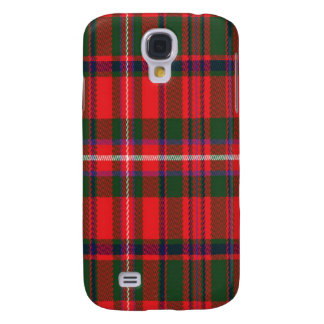 Mackinnon Scottish Tartan Samsung Phone Case