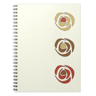 Mackinrose Trio Notebook
