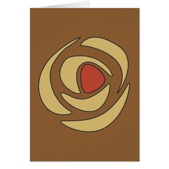 Mackinroses ~ Single Roses Card