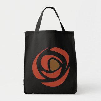 Mackinroses ~ Single Roses Tote Bag