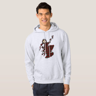 Mackintosh Clan Badge Adult Hoodie
