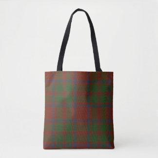 MacKintosh Clan Tartan Tote Bag