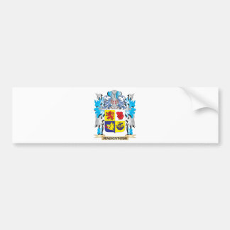 Mackintosh Coat of Arms - Family Crest Bumper Stickers