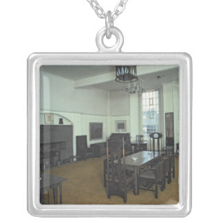 Mackintosh Room Silver Plated Necklace