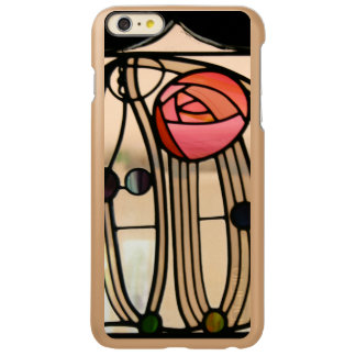 Mackintosh - Stained Glass Window, The Hill House Incipio Feather Shine iPhone 6 Plus Case