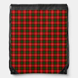 MacKintosh Tartan Drawstring Bag