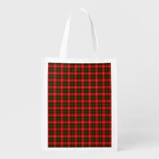 MacKintosh Tartan Reusable Grocery Bag