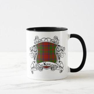 MacKintosh Tartan Shield Mug
