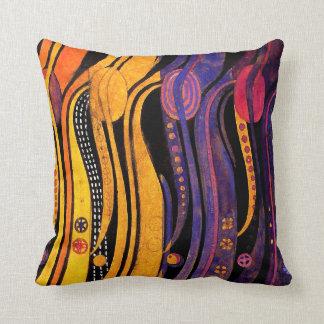 Mackintosh: Tulips Design Throw Pillow
