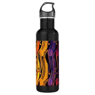 Mackintosh: Tulips Design Water Bottle