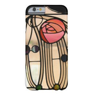 Mackintosh - vitral, la casa de la colina funda barely there iPhone 6