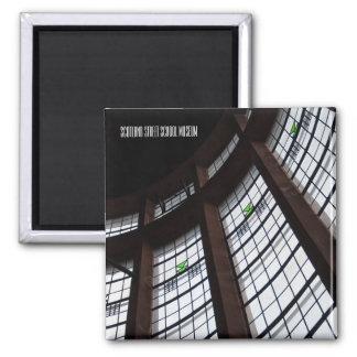 Mackintosh Window Square Magnets
