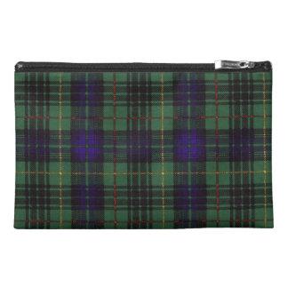 MacKirdie clan Plaid Scottish kilt tartan Travel Accessory Bag