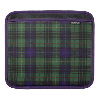 MacKirdy clan Plaid Scottish tartan Sleeves For iPads