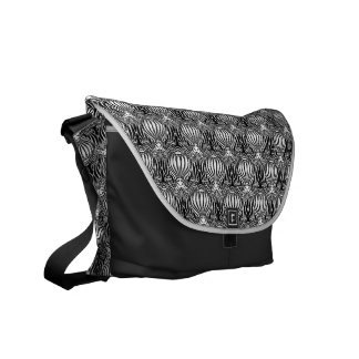 Mackmurdo Art Nouveau Bexley Pattern Messenger Bag