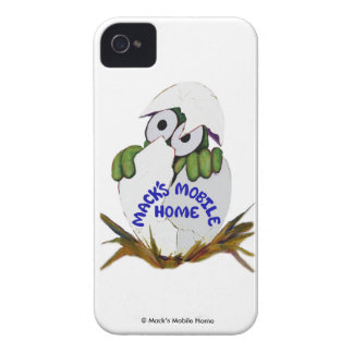 Mack's Mobile Home iPhone 4 Cases