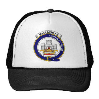 MacLachlan Clan Badge Trucker Hats