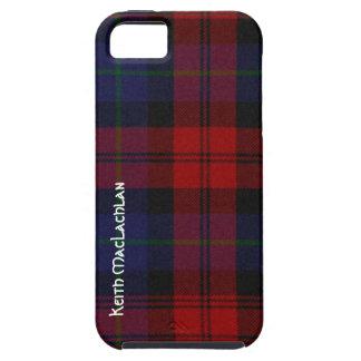 MacLachlan Clan Tartan Plaid iPhone 5 Case
