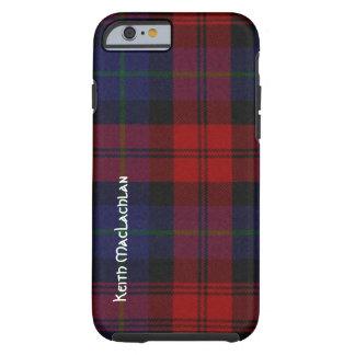 MacLachlan Clan Tartan Plaid iPhone 6 case