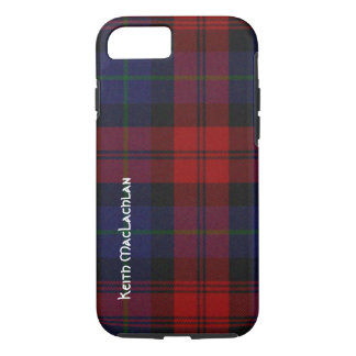 MacLachlan Clan Tartan Plaid iPhone 7 case