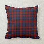 MacLachlan Clan Tartan Plaid Pillow