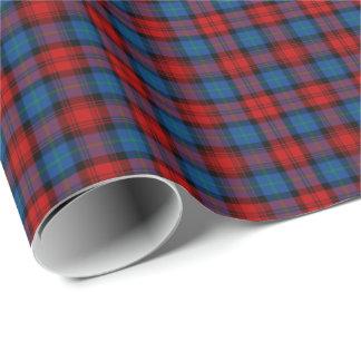 MacLachlan Clan Tartan Wrapping Paper