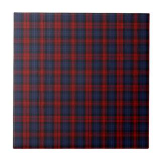 MacLachlan /  McLaughlin Clan Tartan Tile