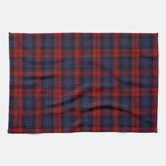 MacLachlan /  McLaughlin Clan Tartan Towel