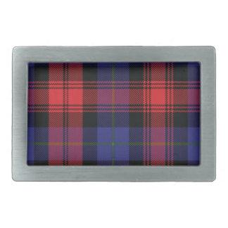 Maclachlan Scottish Tartan Belt Buckle