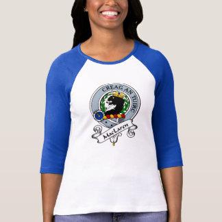 MacLaren Clan Badge T-Shirt