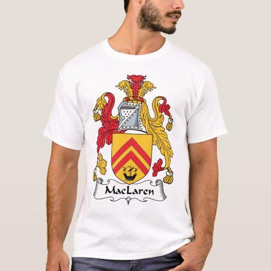 MacLaren Family Crest T-Shirt