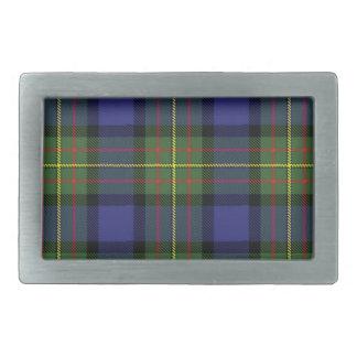 Maclaren Scottish Tartan Belt Buckle