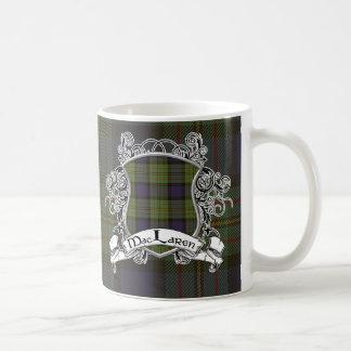 MacLaren Tartan Shield Coffee Mug