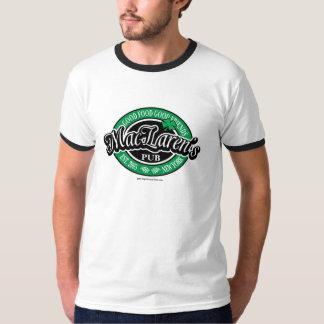 MacLaren's Pub Tee Shirts