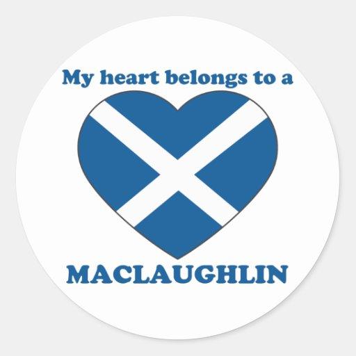 Maclaughlin Sticker