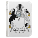 MacLaurin Family Crest Kindle Folio Cases