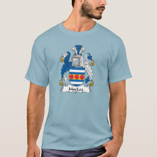 MacLea Family Crest T-Shirt