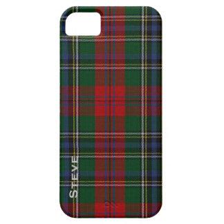MacLean Clan Tartan Plaid iPhone 5S Case